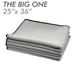 THE BIG ONE Grey Premium 92 х 64см