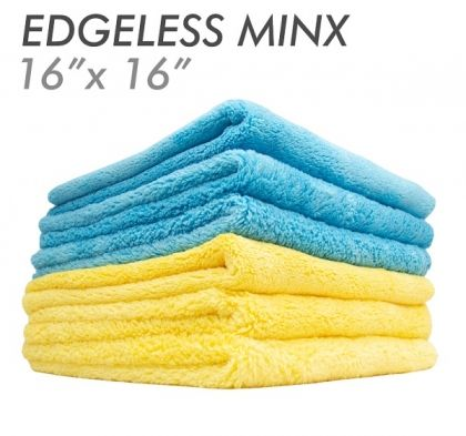 MINX Coral Fleece Edgeless Gold 41 х 41см