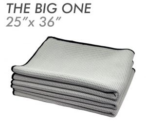 3х THE BIG ONE Grey Premium 92 х 64см