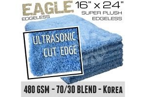 3x Eagle Edgeless Blue Detailing 61 х 41см