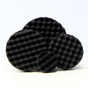"Optimum Hyper Black Pad 5.5"" (140mm)"
